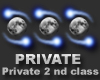 Private 2 nd class